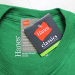 Closeout T-Shirt with Retail Hang Tag