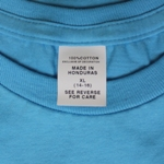 Closeout T-Shirt with Tearaway Care Label