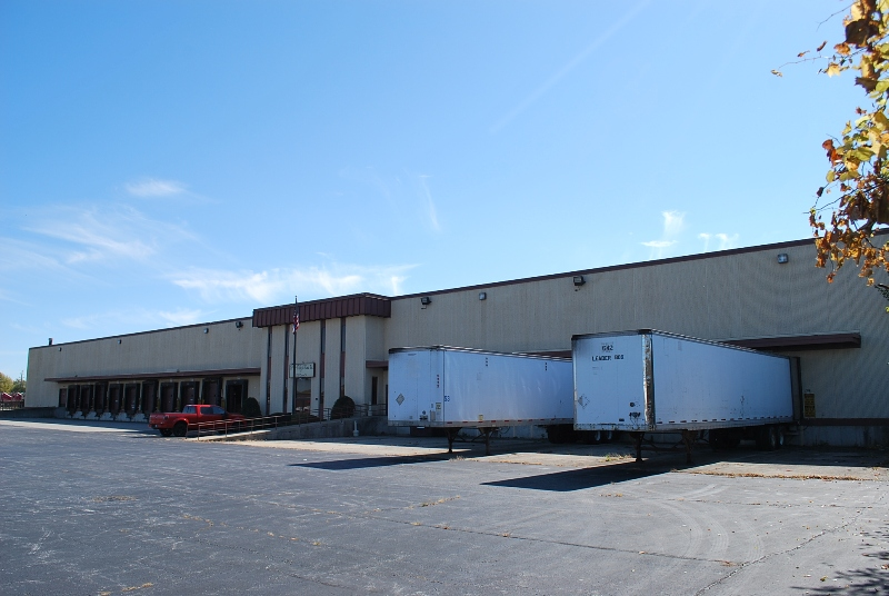 RG Riley Illinois Warehouse - Drop Trailers