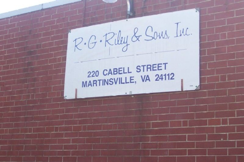 RG Riley Virginia Warehouse