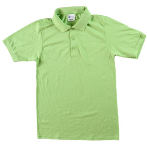 RGRiley | Adult Bulk Lime Polo Shirts | Irregular