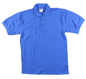 RGRiley | Adult Bulk Royal Polo Shirts | Irregular