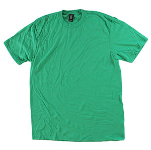 RGRiley.com | Adult Bulk Tri-Blend Green Frost T-Shirt |Closeout