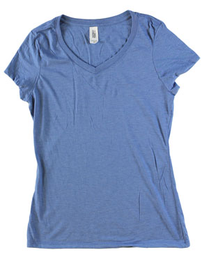 RGRiley | Bulk Womens Ty- Blend Maritime Frost T-Shirts | Closeout