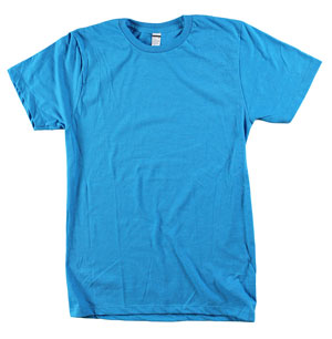 RGRiley.com | Mens Tear Away Label Turquoise Heather T-Shirts | Closeout