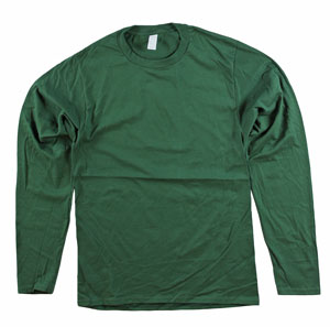 RGRiley | Adult Bulk Long Sleeve Hemp T-shirts | Irregular