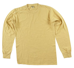RGRiley | Adult Bulk Long Sleeve Dijon T-Shirts | Irregular