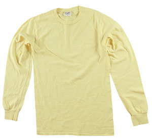 RGRiley | Adult Bulk Long Sleeve Popcorn T-Shirts | Irregular