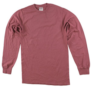 RGRiley | Adult Bulk Long Sleeve Red Rock T-Shirts | Irregular