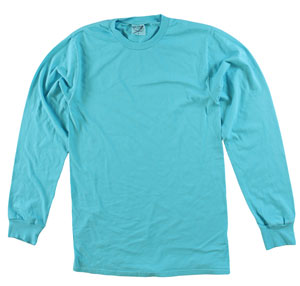 RGRiley | Adult Bulk Long Sleeve Tidal Wave T-Shirts | Irregular