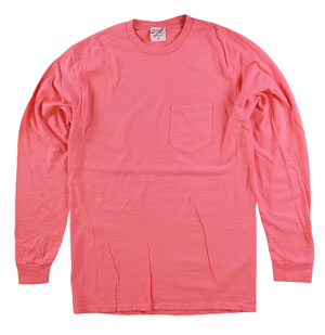 RGRiley | Adult Bulk Long Sleeve Friut Punch T-shirts | Irregular