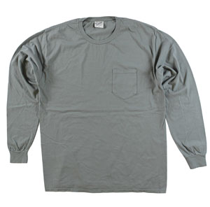 RGRiley | Adult Bulk Long Sleeve Pewter T-shirts | Irreguklar