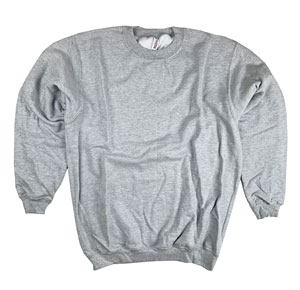RGRiley | Mens Athletic Heather Crew Neck Sweatshirts | Closeout
