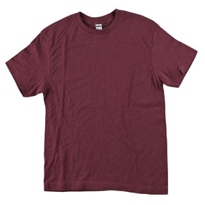 RGRiley | Youth Boys Burgandy Tearaway Label T-shirts | Closeout