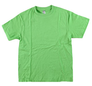 RGRiley| Youth Boys Lime Tearaway Label T-shirts | Closeout