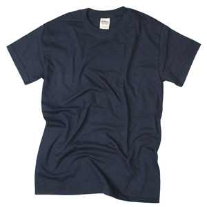 RGRiley | Mens Navy Short Sleeve T-Shirts | Mill Graded Irregular