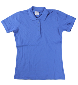 RGRiley | Ladies Royal 4 Button Henley Polo Shits | Irregular