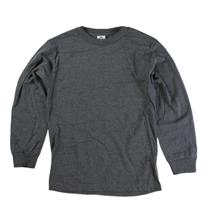 RGRiley | Adult Black Long Sleeve T-Shirts | Closeout