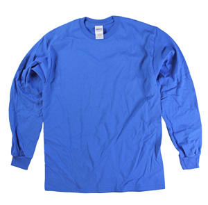 RGRiley | Adult Royal Long Sleeve T-Shirts | Closeout