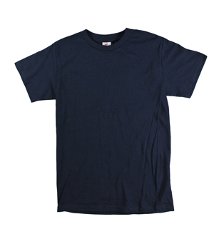 RGRiley | Adult Navy Short Sleeve T-Shirts | Closeout