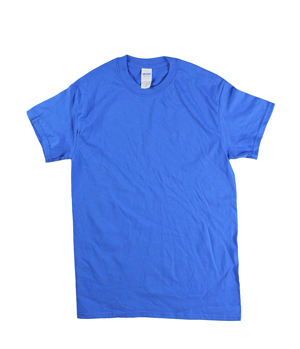 RGRiley | Adult Royal Short Sleeve T-Shirts | Closeout