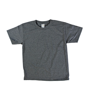 RGRiley | Mixed Brands Youth Charcoal Short Sleeve T-Shirts | Closeout