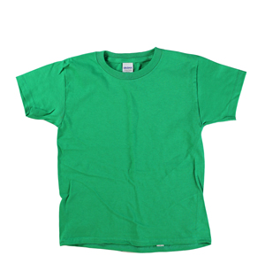 RGRiley | Mixed Brands Youth Green Short Sleeve T-Shirts | Closeout