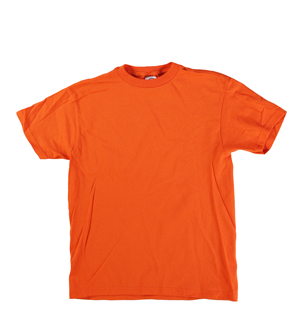 RGRiley | Mixed Brands Youth Orange Short Sleeve T-Shirts | Closeout