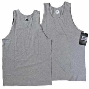 RGRiley | Mens Russell Oxford Tank Tops | Closeout