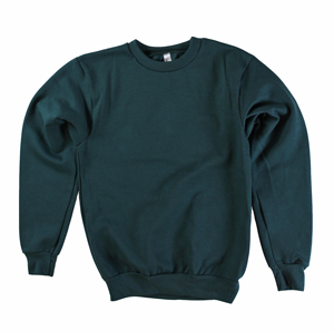 RGRiley | American Apparel Spruce Fleece Crew Sweatshirts | Irregular