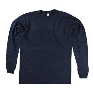 RGRiley | Mens Royal Apperal Navy Long Sleeve T-Shirts | Closeout