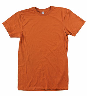 RGRiley | Bulk Burnt Orange 4.3 Ounce Tee Shirt | Closeout