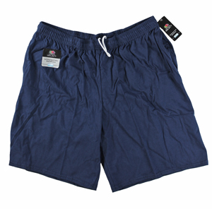 RGRiley | Mens Jersey Cobalt Pocket Shorts | Closeout