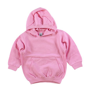 RGRiley | Toddler Pink Pullover Hoodies | Closeout