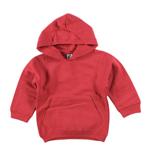 RGRiley | Toddler Red Pullover Hoodies | Closeout