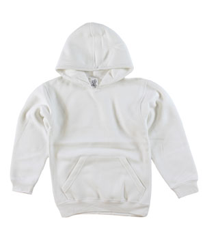 RGRiley | Toddler White Pullover Hoodies | Closeout