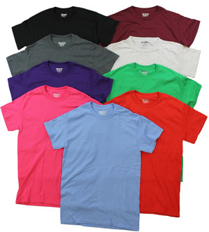 RGRiley | Gildan Mens 50/50 Short Sleeve T-Shirts | Mill Graded