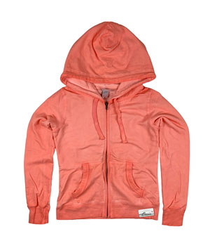RGRiley | J. America Ladies Fusion Oasis Wash Zipper Hoods | Closeout
