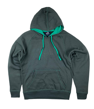 RGRiley | J.America Ladies Emerald Fleece Pullover Hoodies | Closeout