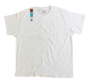 style 8954W | Big Mens Short Sleeve Crew T's | Irregular