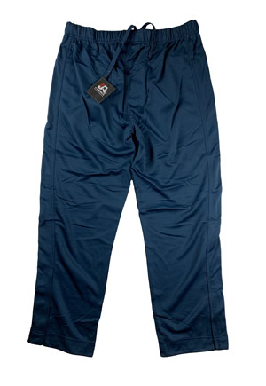 RGRiley | J. America Mens Navy Polyester Sweatpants | Closeout