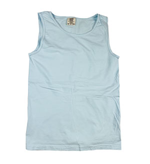 RGRiley | Comfort Color Mens Chambray Tank Tops | Mill Graded