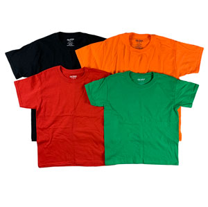 RGRiley | Gildan Youth Short Sleeve T-Shirts | Irregular