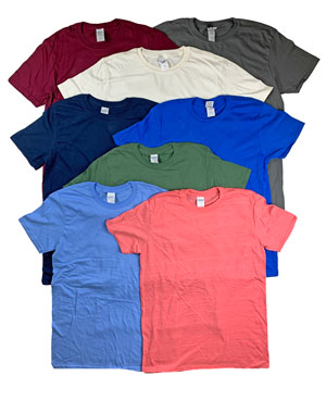 RGRiley | Gildan Mens Short Sleeve T-Shirts | Mill Graded