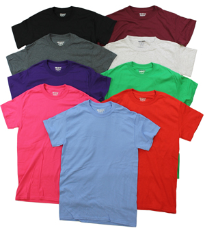 style AD800 |Mens Irregular Colors T-Shirts