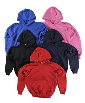 RGRiley | Gildan Youth Pullover Hoodies | Irregular