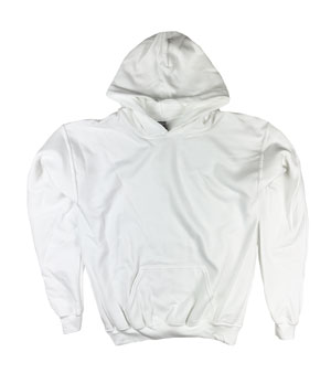 RGRiley | Gildan Youth White Pullover Hoodies | Irregular