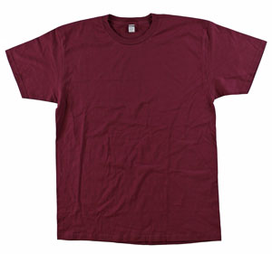 RGRiley | Adult Burgundy T-Shirts | Closeout