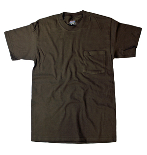 style BS5DC |Mens Beefy Pocket T-Shirts