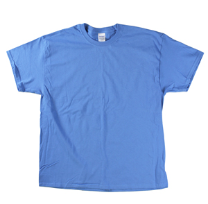 RGRiley | Mens Gildan Electric Blue T-Shirts | Closeout
